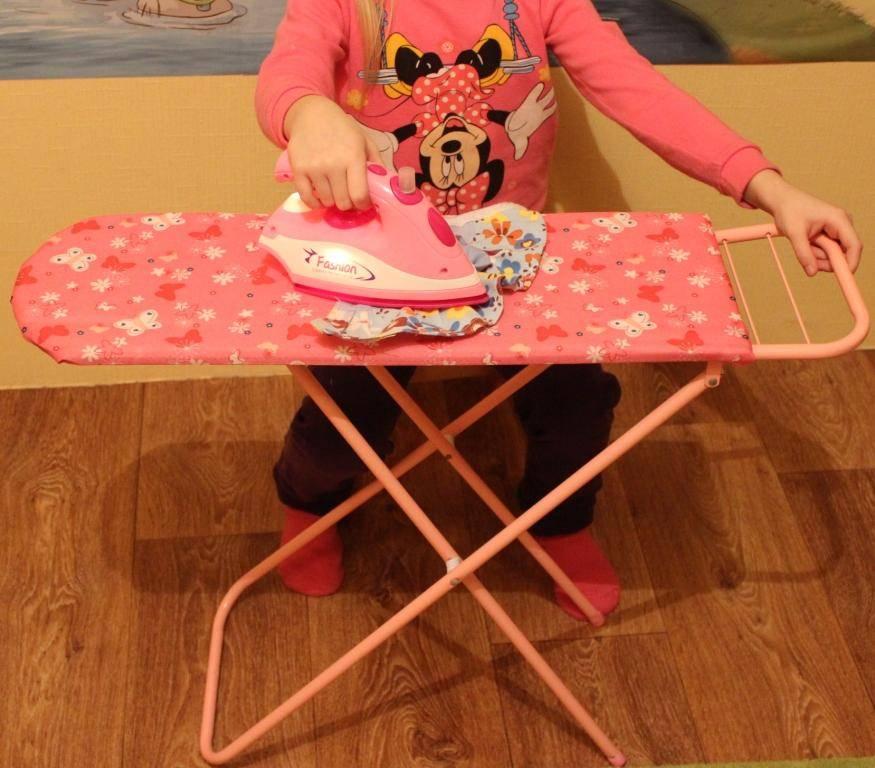 Детская гладильная доска недорого