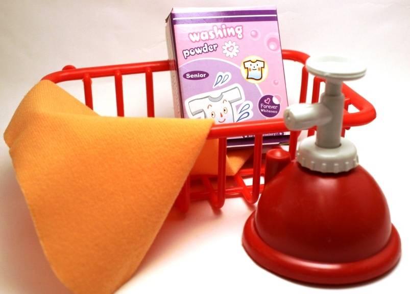 Детская гладильная доска с детским утюгом купить