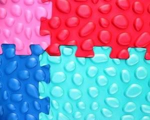 Как выбрать и купить коврики пазлы на пол