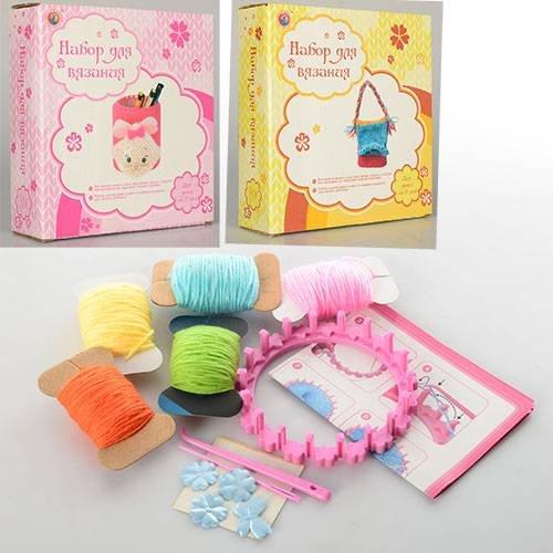 Купить набор для творчества для девочки по низкой цене