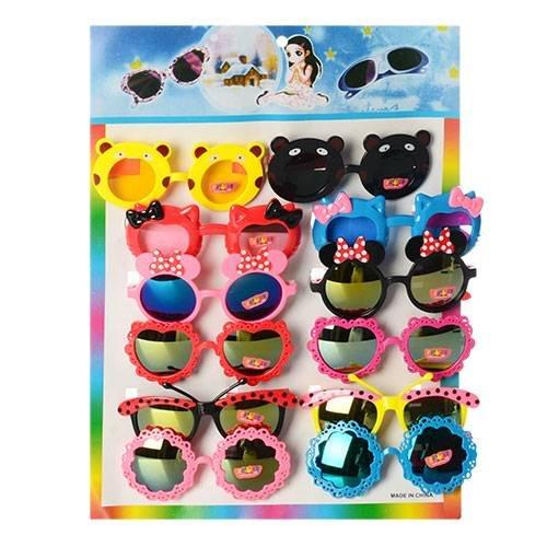 906165ae459c Детские солнцезащитные очки для девочек 0592