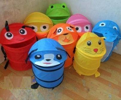 Купить корзину для игрушек недорого