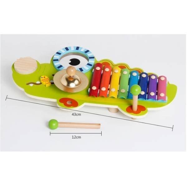 купить детский деревянный ксилофон