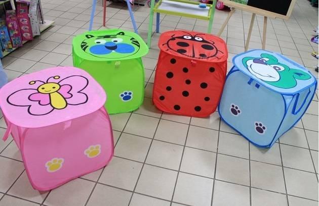 купить корзину для игрушек 2508