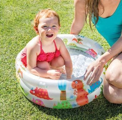 Купить маленький бассейн Интекс