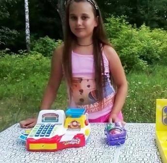 Купить кассу детскую игровую