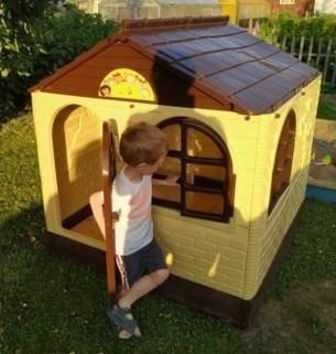 Купить домик Долони ребенку для дома и улицы