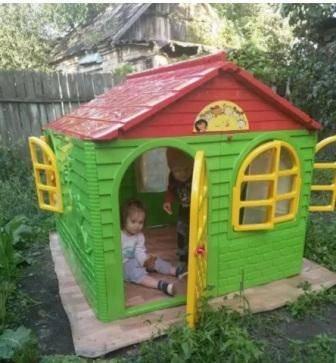 Детский игровой домик долони купить