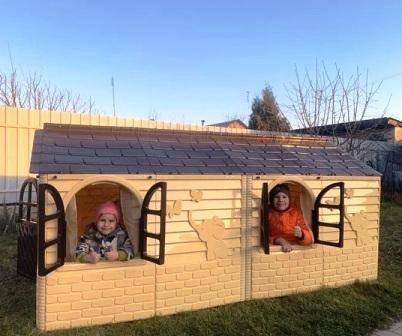 купить ребенку домик