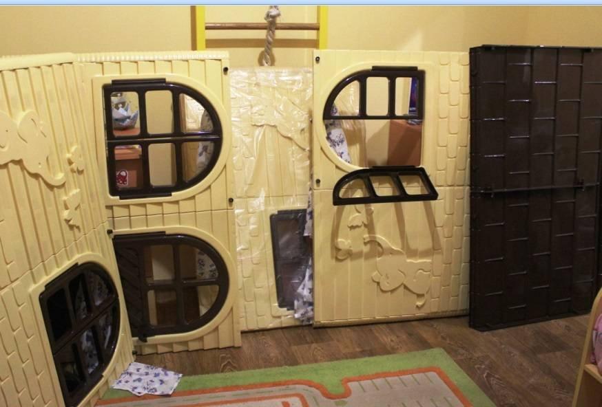 Купить игровой дом Долони 02550