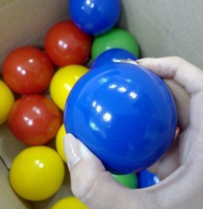 Купить шарики для сухого бассейна оптом недорого