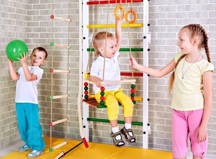 Детские шведские стенки купить