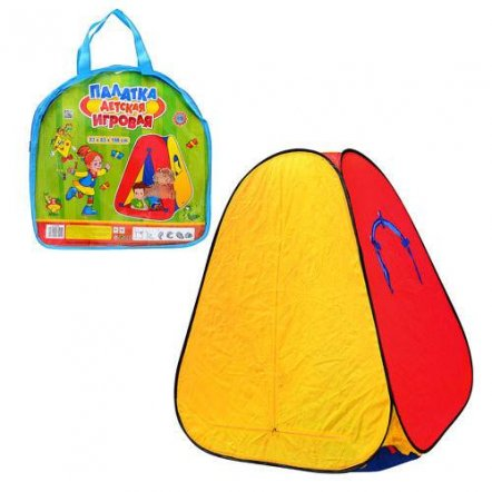"""Палатка детская """"Пирамида"""" малая игровая 0040"""