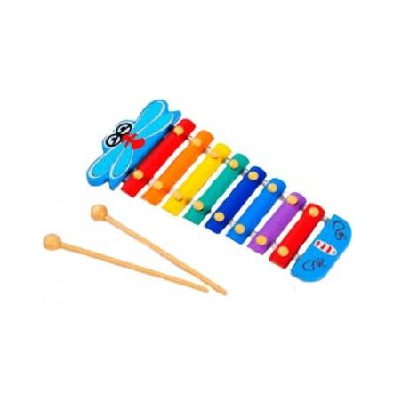 Ксилофон деревянный MD 0028