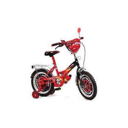 """Детский двухколесный велосипед 14"""" Mustang """"Тачки"""""""
