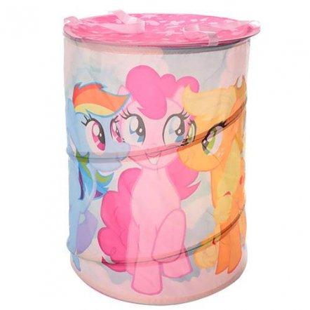 """Корзина для игрушек """"Литл Пони"""" 0281"""