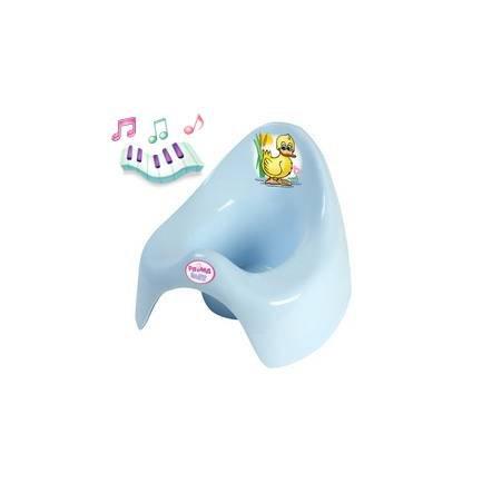 Горшок музыкальный Little Duck 0332 Польша АКЦИЯ -13 % за 1 горшок, - 22 % при покупке 2-х