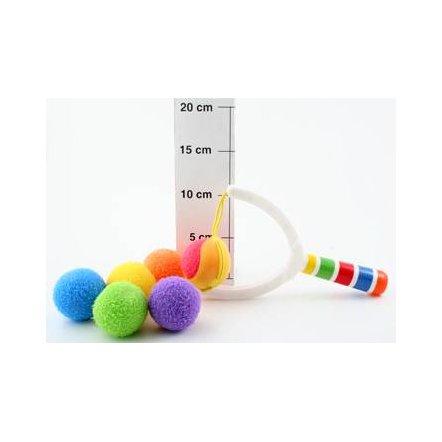 Рогатка с поролоновыми шариками 051-6