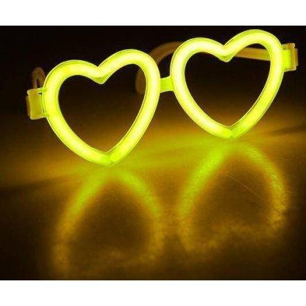 Неоновые очки MK 00474