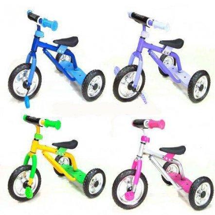 Детский велосипед трехколесный 0688-1 Profi - надежный и крепкий