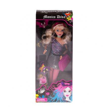 Кукла Monica Diva 1012
