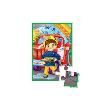 Мягкие пазлы-картинки Мальчики и Девочки 1103 Vladi Toys, Украина