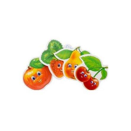 Беби пазлы   Фрукты VT 1106-04 Vladi Toys