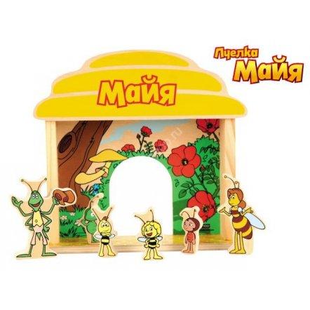 Игра деревянная Пчёлка Майя 6295
