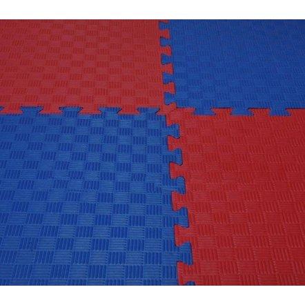 Коврик-пазл напольный Спорт 12 рефленый Плетение 50*50*1.2 см (поштучно)