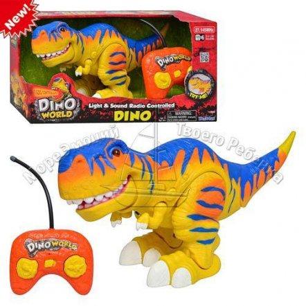 Радиоуправляемая игрушка Динозавр Рекс 13508 KEENWAY