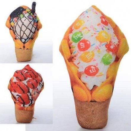 Мягкая игрушка для фотосессии мороженое 25 см MP1506