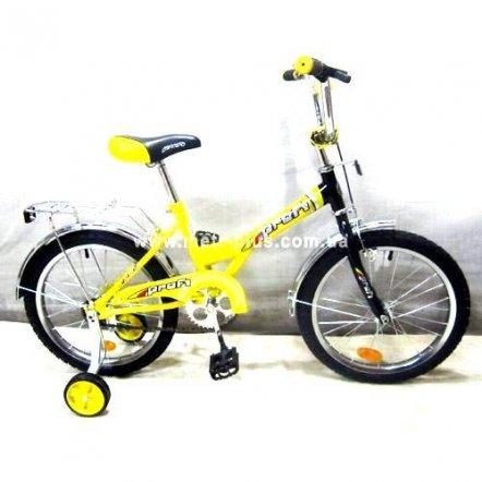 Велосипед двухколесный PROFI детский 18 дюймов P 182 6 цветов