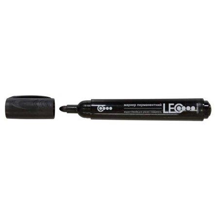 Маркер перманентный черный 138 мм L2350-01