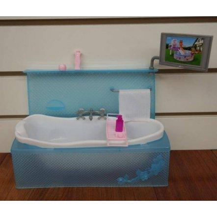 Мебель для кукол Ванная комната 2820 Gloria