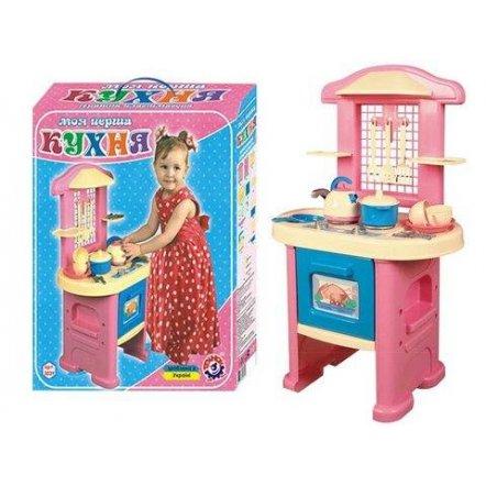 Детская кухня для девочек 3039 Технок, Украина