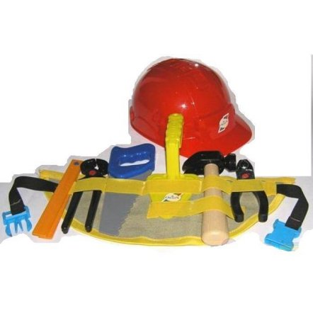 Инструменты для мальчиков детские Пояс строителя 317 Орион