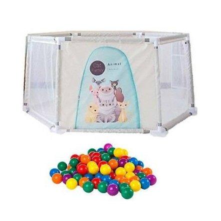 Сухой бассейн Манеж для детей RE333-106