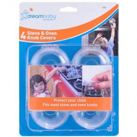 Защита Dream Baby F141 для ручек газовой и электроплиты