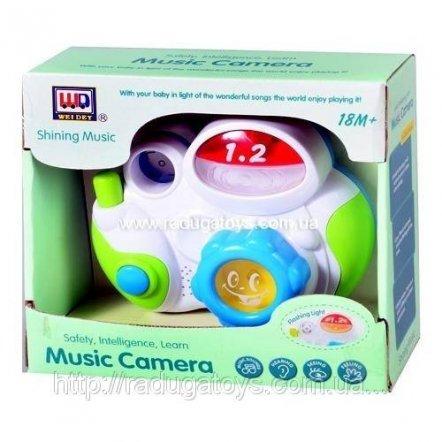 Фотокамера музыкальная 3643