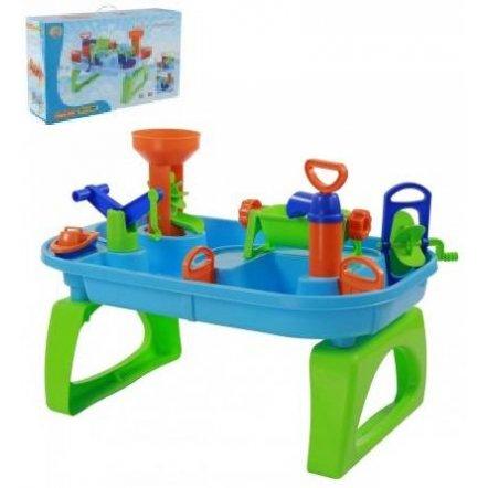 Набор для игр с водой Водный мир №4 40909 Полесье Беларусь в коробке