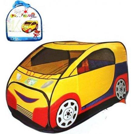 Палатка Машинка игровая детская 5053