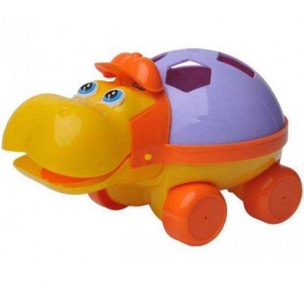 Развивающая игрушка  сортер каталка для детей от 1 года купить