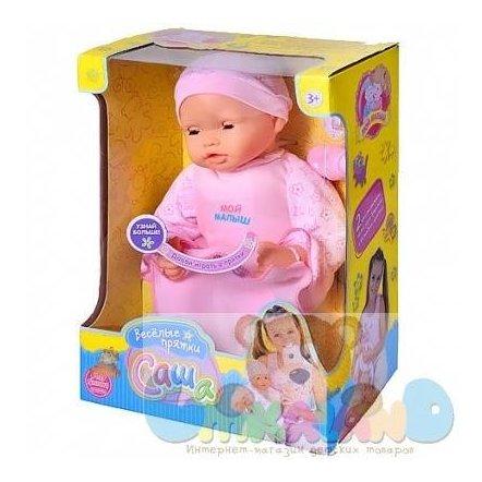 Кукла Саша  говорит и играет в прятки JT 5278