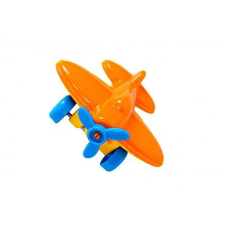 Самолет мини пластиковый 5293 ТехноК