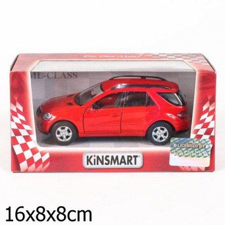 Машинка KINSMART Mersedec Benz инерционная W 5309