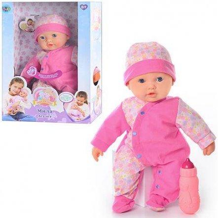 Кукла-пупс Мила Агу-агу 7 функций 5382