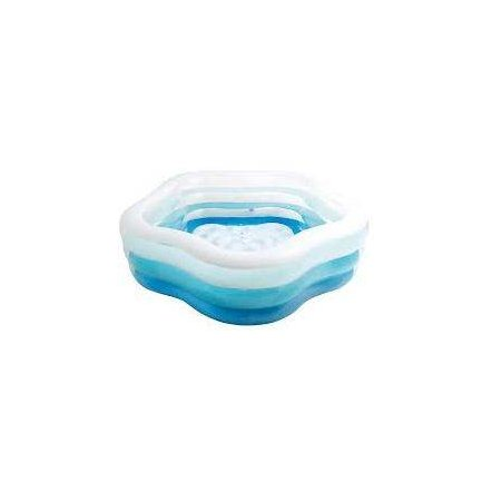 Бассейн детский надувной Intex 56495 (большой и прочный)