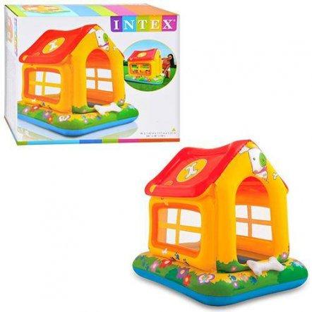 Детский игровой центр  Домик 57429 Intex
