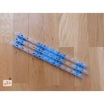 Резиночки для плетения браслетов со станком, рогаткой, крючками и резиночками Мегаупаковка