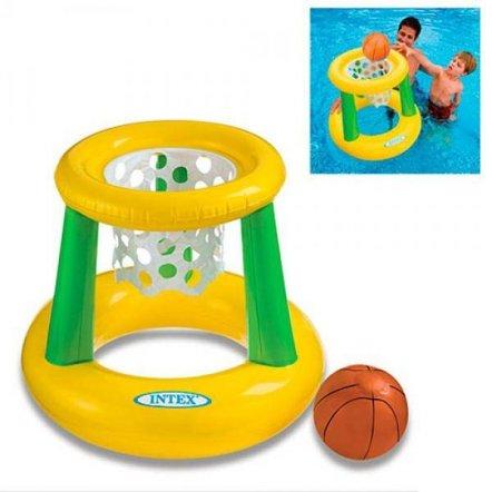 Баскетбольное кольцо детское надувное 58504 Intex
